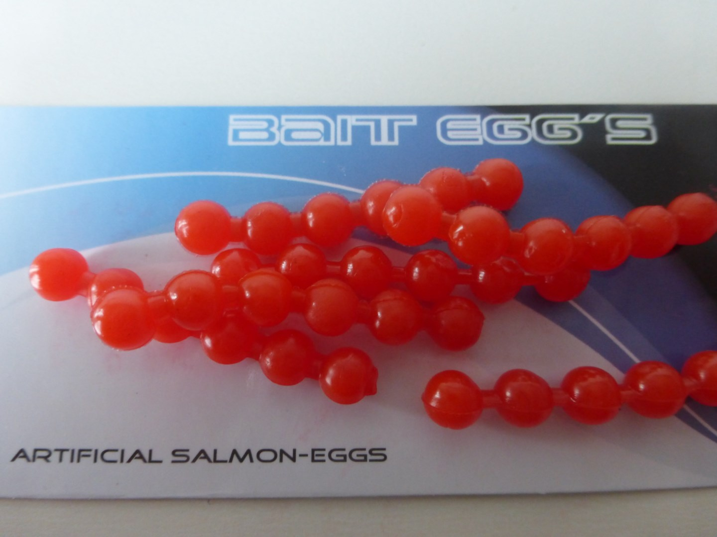 Salmon Eggs Red